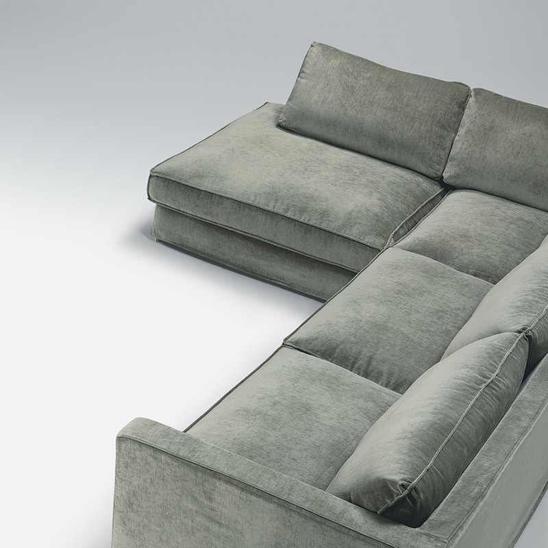 Cloud kampinė sofa